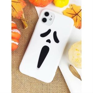 Ghostface Halloween iPhone 11 Pro Max Case 👻